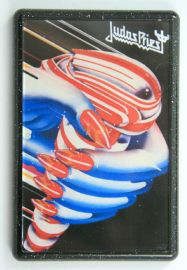 Judas Priest - 'Turbo' Fridge Magnet